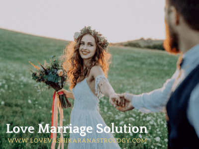 love marriage solution astrologer